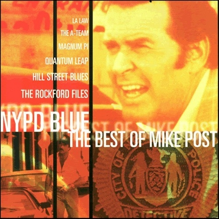NYPD blue : the best of Mike Post
