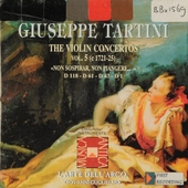 The violin concertos. Vol. 5
