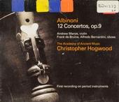 12 concertos, op. 9
