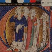 Masters of the rolls : music by English composers of the fourteenth century
