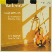 2 Sonatas for violin and piano