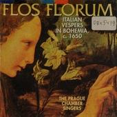Flos florum : Italian vespers in Bohema c.1650