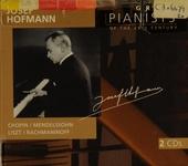 Great pianists of the 20th century. Vol. 46, Josef Hofmann