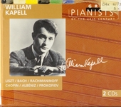 Great pianists of the 20th century. Vol. 52, William Kapell