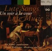 Un soir à la cour : Lute songs & lute music