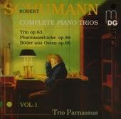 Complete piano trios Vol.1. vol.1