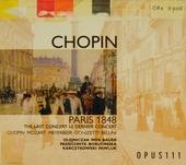 The 1848 concert in Paris