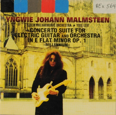 """Concerto suite for electric guitar and orchestra op.1 """"Millenium"""""""