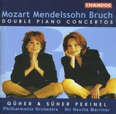 Concerto for two pianos and orchestra, K.365