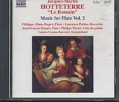 Music for flute. Vol. 2
