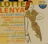 Lenya sings Weill : the American theatre songs