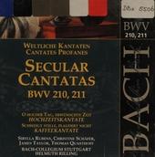 Secular cantatas BWV 210, 211