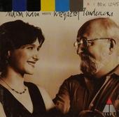 Sharon Kam meets Krzystof Penderecki : Works for clarinet