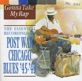 Post war Chicago blues 1945-1949 : the essential recordings