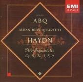 Streichquartette op.76, nr.1,5,6