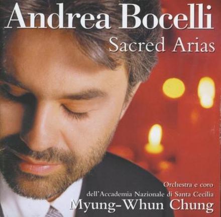 Sacred arias