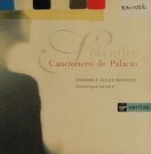 Sola m'iré : chansons du cancionero de palacio