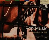 Pop music : the modern era 1976-1999