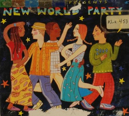 Putumayo presents new world party
