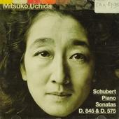 Piano sonatas D.845 & D.575