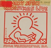 A very special Christmas live from Washington, D.C.