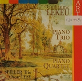 Piano trio in c minor