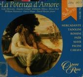 La potenza d'amore : Cantatas and songs. vol.2