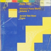 Minimal piano works volume 1. vol.1