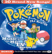 Pokémon : music from the hit tv series