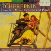 Complete music for cello and piano