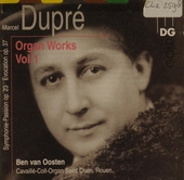 Organ works vol.1. vol.1