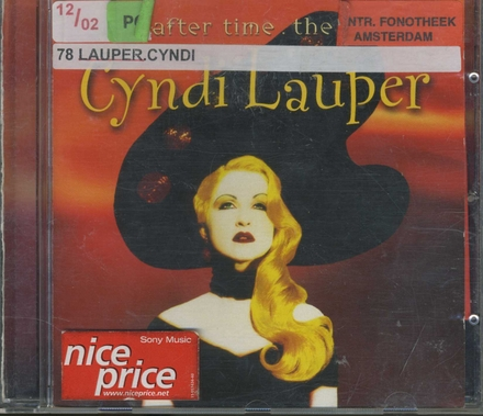 Time after time : The best of Cyndi Lauper