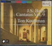 Complete cantatas. Vol. 9