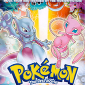 Pokémon : music from and inspired by the motion picture