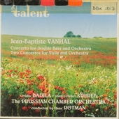 2 Concertos for viola and orchestra