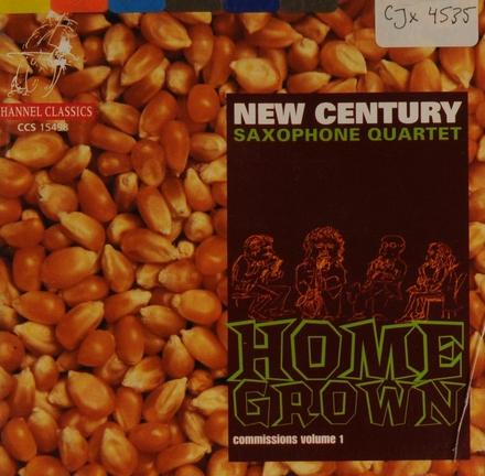 Grown home. vol.1