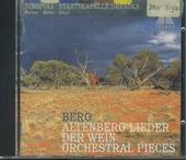 Altenberg-Lieder