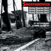 String quartet no 4 in D major, op 83