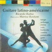 Guitare latino-américaine