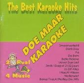 Doe Maar : the best karaoke hits