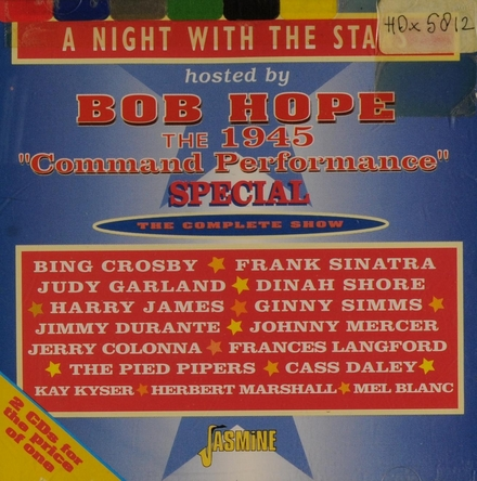 A night with the stars : 1945
