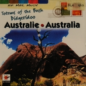 Australie : totems of the bush didgeridoo