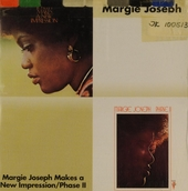 Margie Joseph makes a new impression ; Phase II