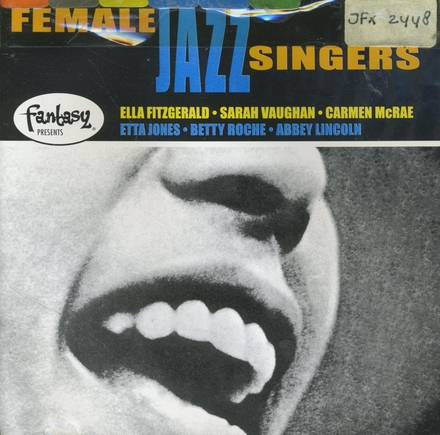 Female jazz singers