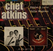 Chester & Lester ; Guitar monsters