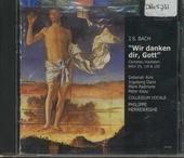 Cantates BWV 120, 119, 29