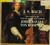 Die Sonaten für Viola da gamba und Cembalo