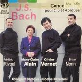 Organs concertos