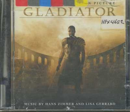 Gladiator : music from the motion picture