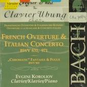 French overture & Italian concerto BWV 831, 971. vol.108